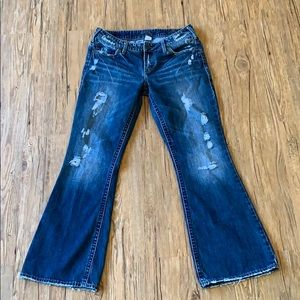Silver jeans 30/31